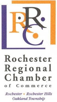 Rochester Chamber of Commerce Logo